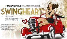 SwingHeart - Group'n'Swing koncert + Party DJ SuriImi