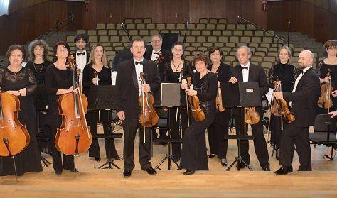Camerata Pro Musica Kamarazenekar Vivaldi estje