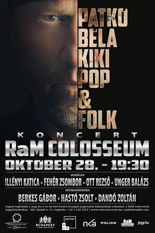 Patkó Béla Kiki  Pop&Folk