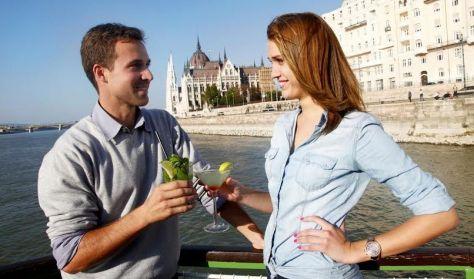 Hajós városnézés a Dunán - választható koktélokkal vagy borkóstolóval/Cocktail&Wine Tasting Cruise