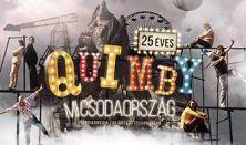 Quimby 25 Micsodaország - Catering ticket