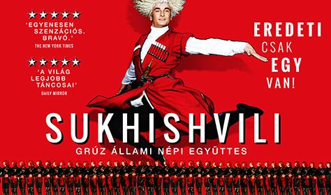 Grúz Állami Népi Együttes - Sukhishvili