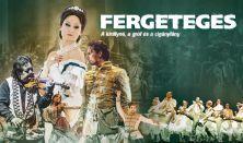 ExperiDance: Fergeteges - A királyné a gróf és a cigánylány