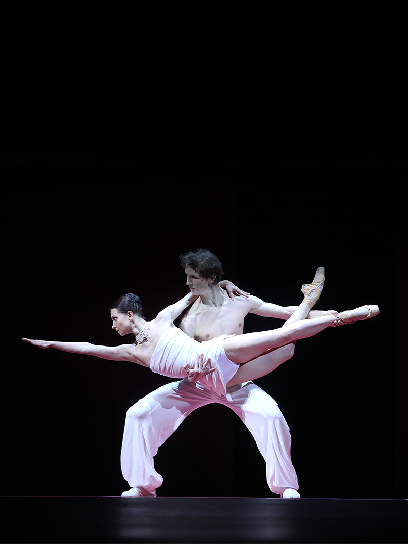 BOLSHOI 2016/2017 Kortárs balett est