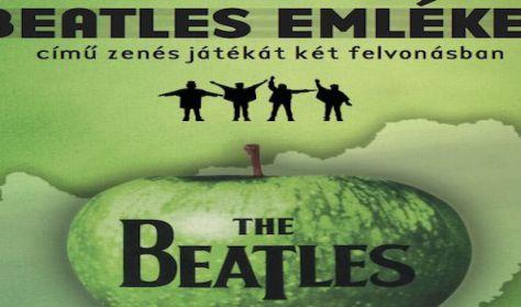 Moravetz Levente - B. Tóth László : Beatles Emlékek - ősbemutató