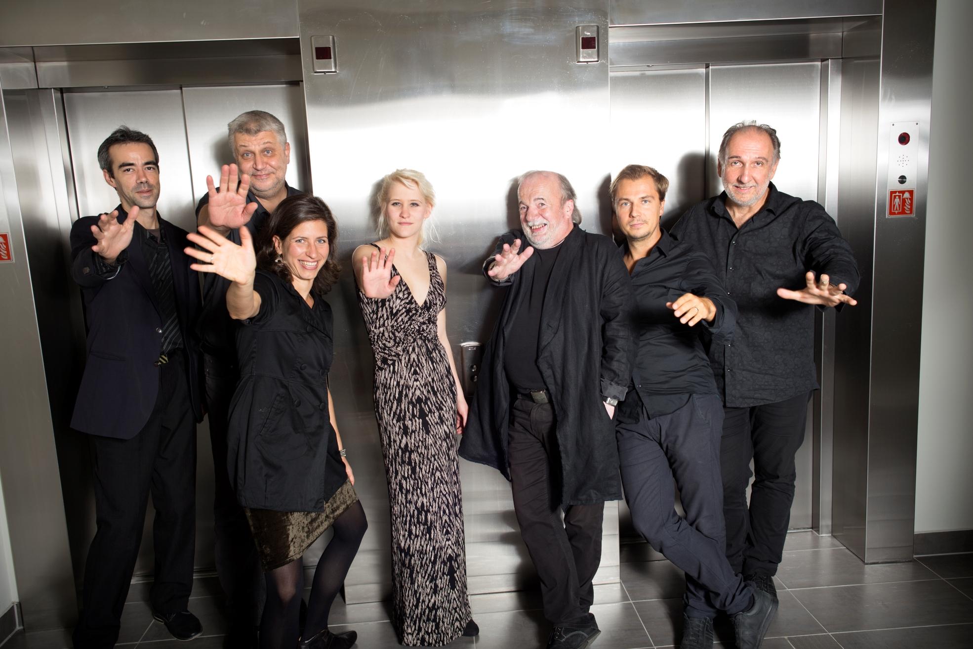 Márkus Tibor 60. születésnapi koncert sztárvendégekkel / CAFe Budapest 2016