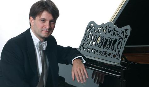 Liszt Múzeum - Matinékoncert: Szilasi Alex zongorahangversenye