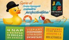 JAZZFŐVÁROS fesztivál 2017 / Napijegy csütörtök (aug. 3.)