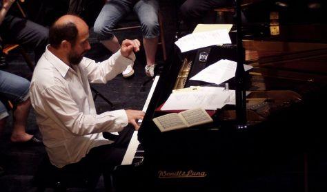 Liszt Múzeum - Matinékoncert: Eckhardt Gábor (zongora)