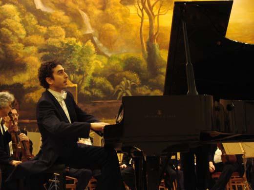 Liszt Múzeum - Matinékoncert: Giorgos Konstantinou (zongora)