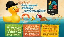 JAZZFŐVÁROS fesztivál 2017 / Napijegy szombat (aug. 5.)