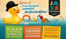 JAZZFŐVÁROS fesztivál 2017 / Péntek esti jegy (aug. 4.)