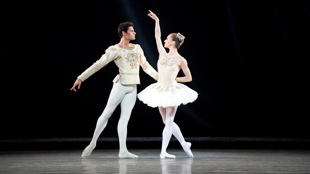 Fauré/Sztravinszkij/Csajkovszkij/Balanchine: Ékszerek