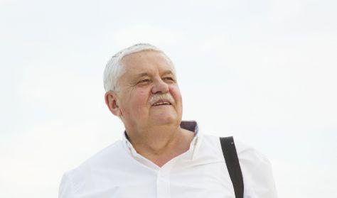 Végel László-est - LITERÁRIUM – Kortárs írók a Müpában