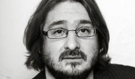 Cserna-Szabó András-est - LITERÁRIUM – Kortárs írók a Müpában