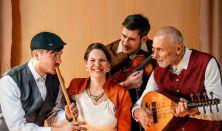 8. Tázló klub: Mentés Másként - koncert és táncház