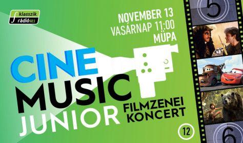 Cinemusic Junior 2016