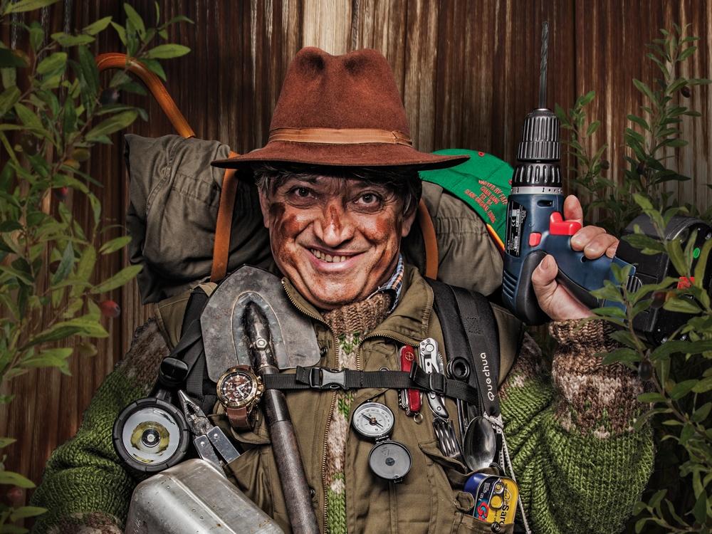 500 felesleges cucc: Badár Grylls tanácsai túrázóknak - Badár Sándor önálló előadása