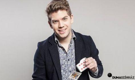 Tesztbeszéd Badár Tamással - talkshow, műsorvezető: Lovász László