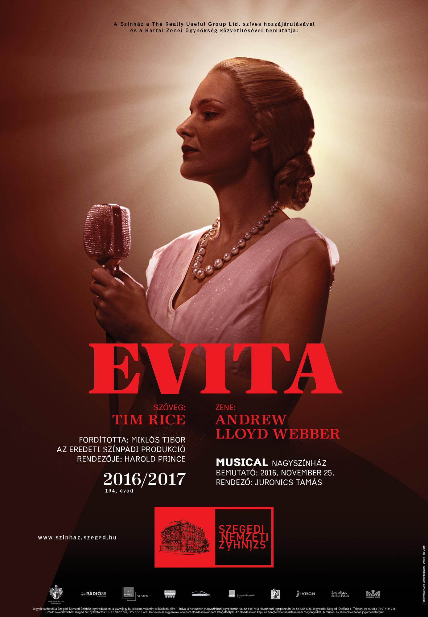 Webber-Rice: Evita