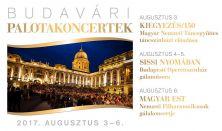 Budavári Palotakoncertek - Budapesti Operettszínház: Operett Gála -