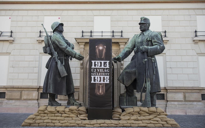 Új világ született – Európai testvérháború 1914-1918 - Állandó kiállítás
