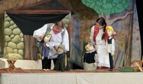 Aprók Színháza 2 - Nyakigláb, csupaháj, málészáj