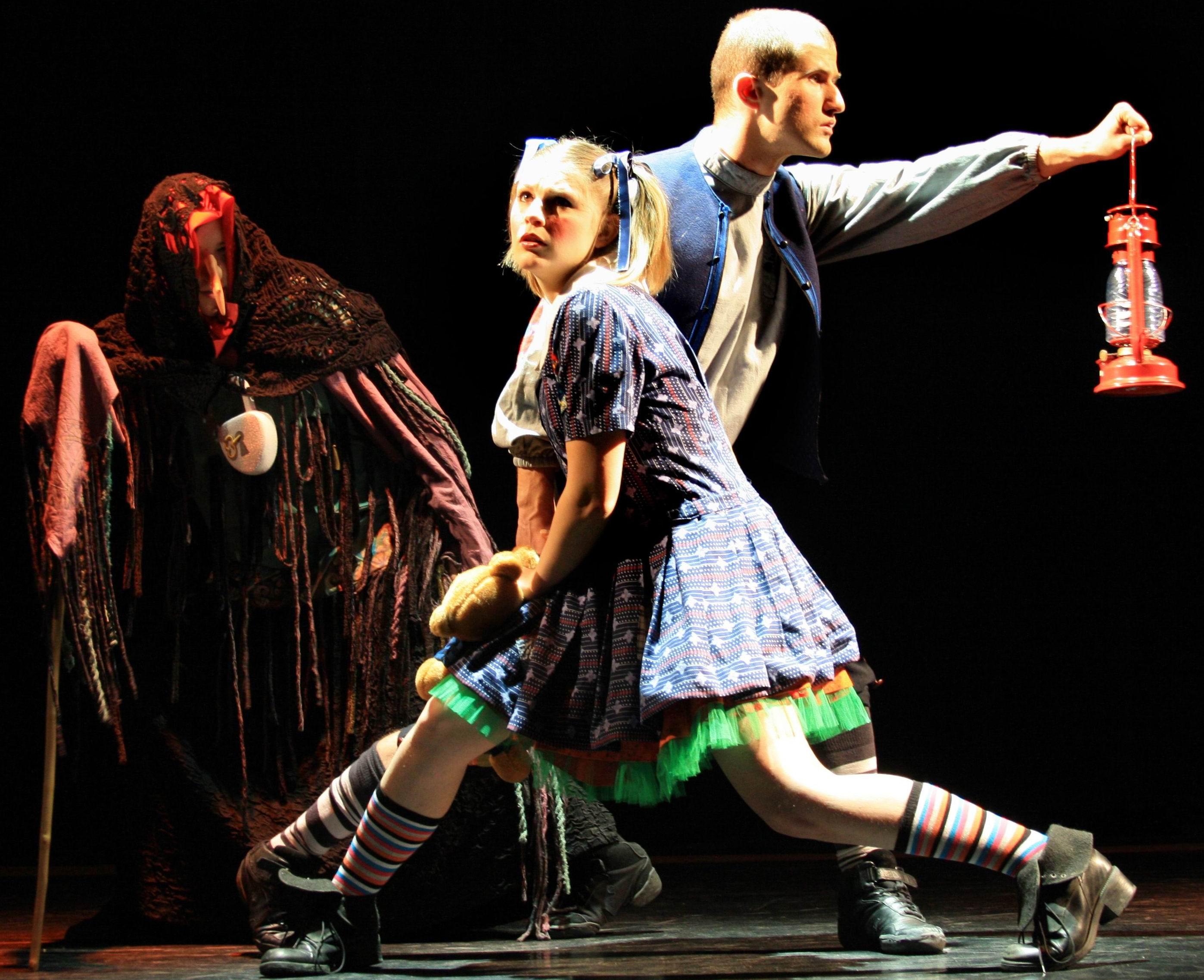 Gyermekszínház - Jancsi és Juliska