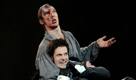 NT Live Mary Shelley: Frankenstein I.