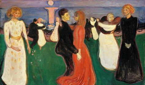 EXHIBITION Munch 150