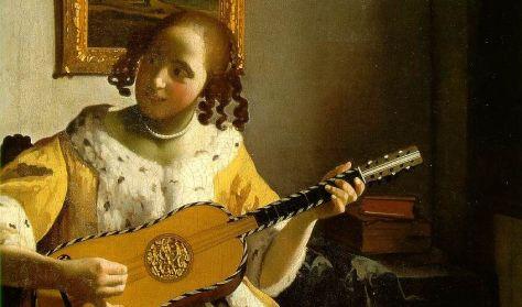 EXHIBITION Vermeer és a zene