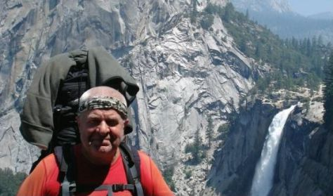 """A vándor-színész mesél - """"Nevess, én majdnem meghaltam!"""" – Sierra Nevada–Kalifornia"""