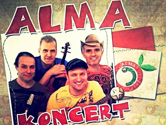 Családi vasárnapok - Alma együttes