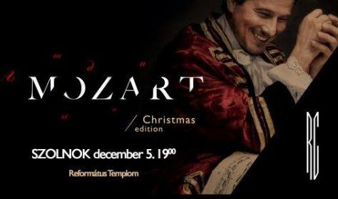 Rákász Gergely - Mozart Christmas Edition