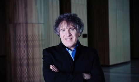 Hegedűs Endre zongoraestje, km. Hegedűs Katalin, Bach, Beethoven, Schubert, Rahmanyinov, Gershwin
