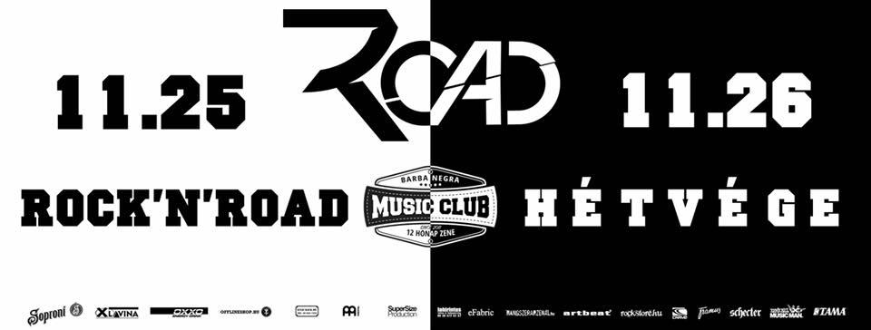 Rock 'n Road hétvége