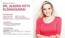 Beszélgetések Dr. Almási Kittivel: Szakítás után-az újrakezdés lélektana