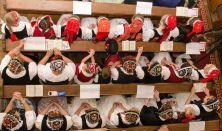Az erdélyi evangélikus szórvány hagyományaiból/Almárium sorozat/Jubileumi program / Hagyományok Háza