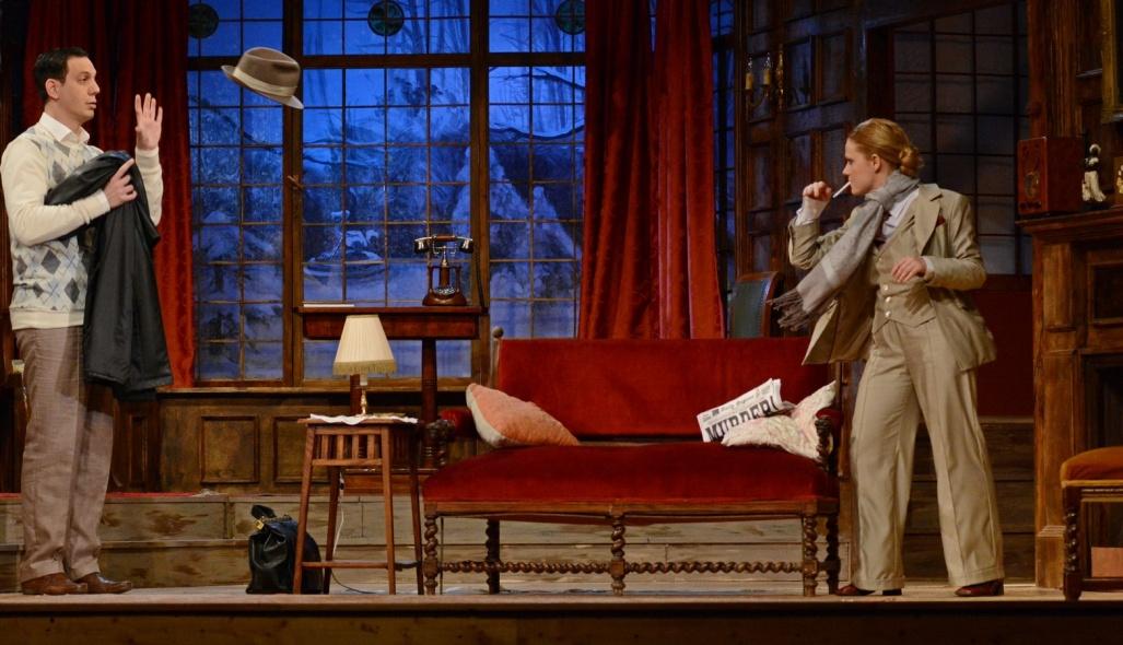 Az egérfogó - Veres 1 Színház