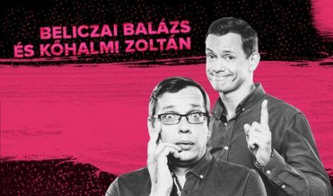 SZILVESZTER - Beliczai Balázs és Kőhalmi Zoltán