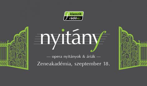 NYITÁNY - FŐPRÓBA
