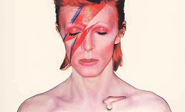 David Bowie arcai