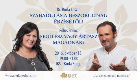 Dr.Buda László: Szabadulás a beszorultság érzésétől