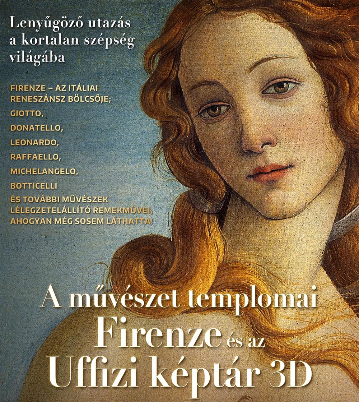 Firenze és az Uffizi Képtár - Művészeti filmklub