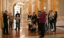 Csoportos idegenvezetés - Turizmus Világnapja 2016