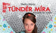 Hedry Mária: TÜNDÉR MÍRA_AN
