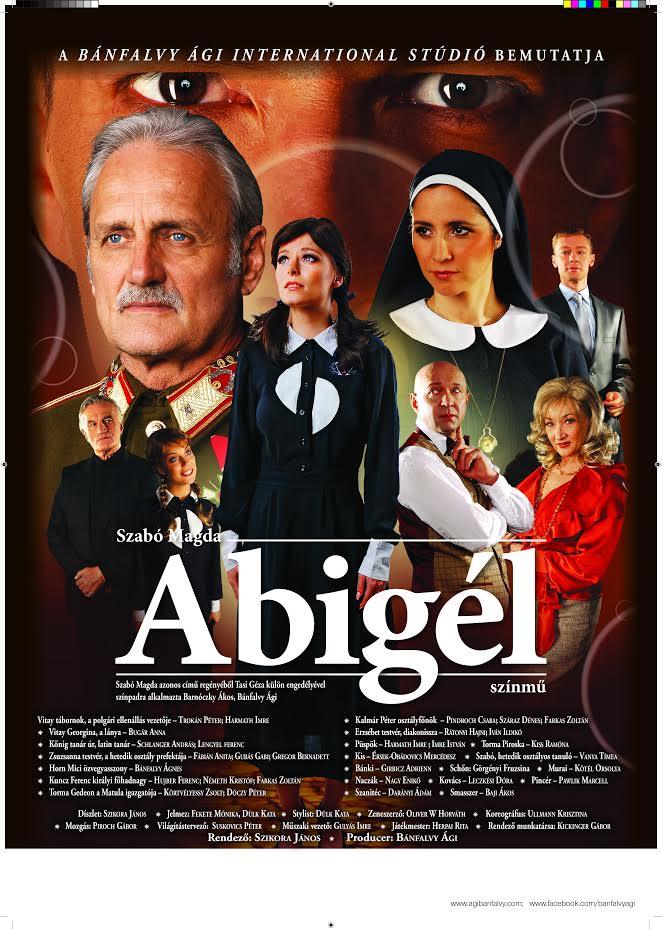 Szabó Magda: Abigél_