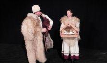 Gulliver Bérlet-Fabók Mancsi Bábszínház:Ha betér az Égi Király