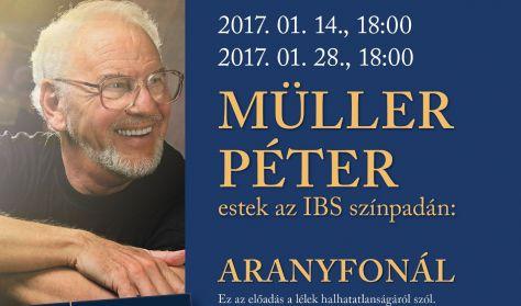 Müller Péter-Aranyfonál (Pszichológiai és ezoterikus sorozat)
