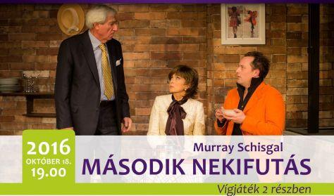 Murray Schisgal: Második nekifutás